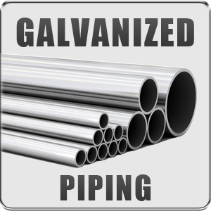 galvanized pipe replacement services